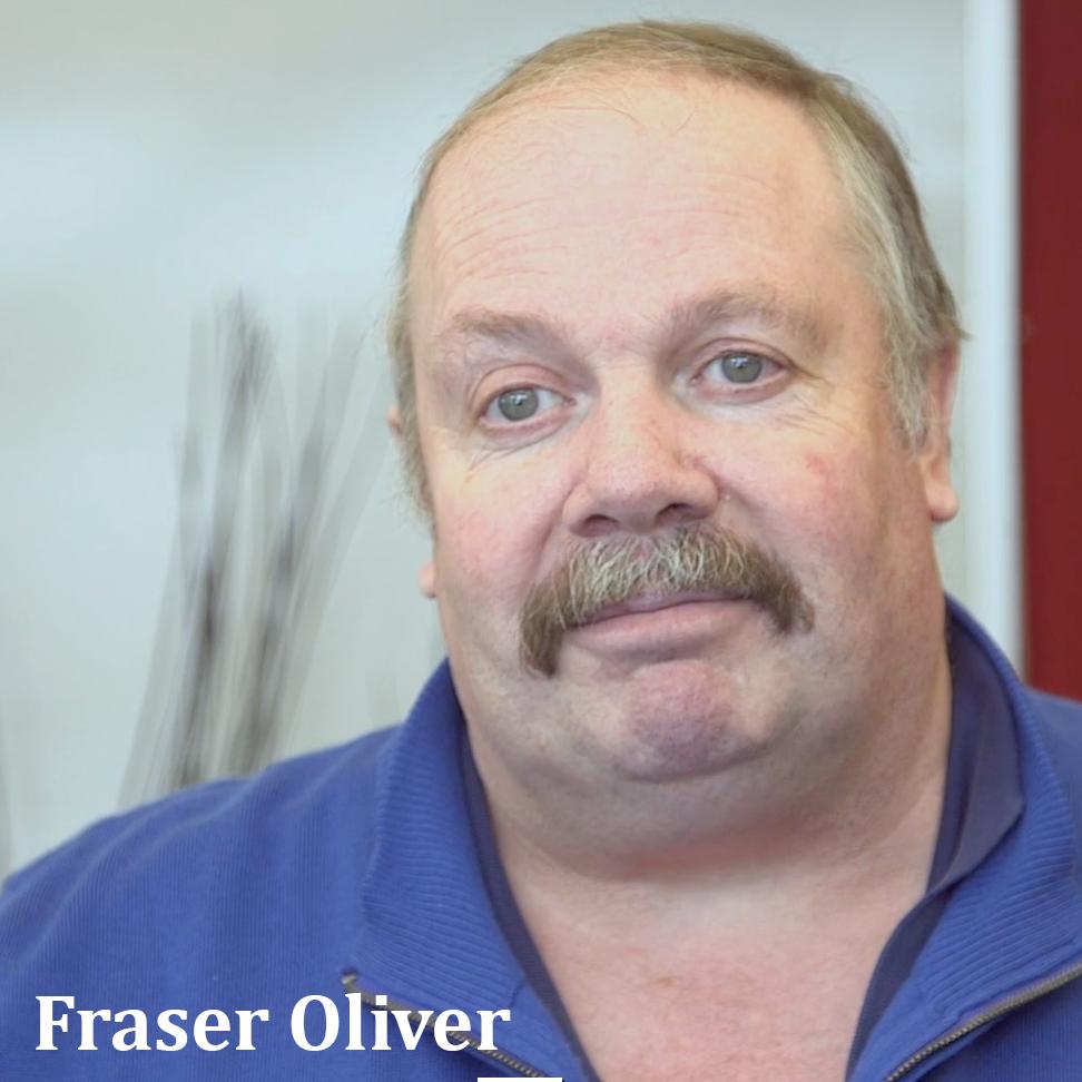 Fraser Oliver