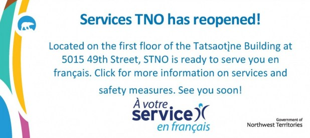 Services TNO Reopened